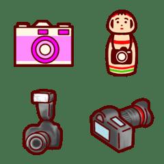 カメラマンの絵文字
