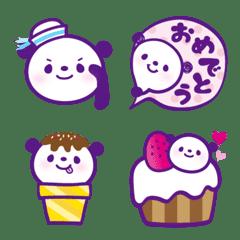 かわいいパンダ2★毎日使える【夏】
