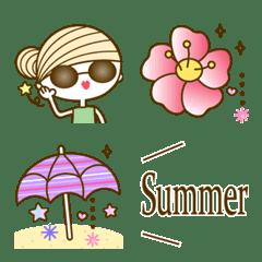 大人かっこいい夏!基本❤女の子Ver.2ガール