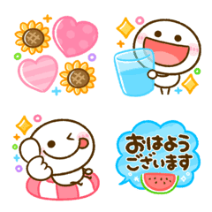 夏可愛い♡棒人間
