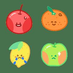 かわいいフルーツ