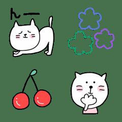 猫のみーさん絵文字♡