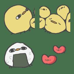 キモかわ『HIYOKOちゃん』絵文字