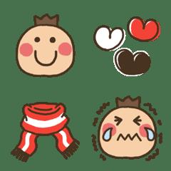 スマイル★赤色応援