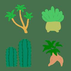 個性的な観葉植物♥️フレーム