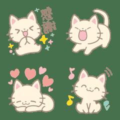 のんびりネコちゃん♡絵文字2