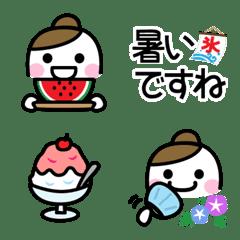 白玉ガール【夏】