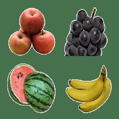 フルーツ。