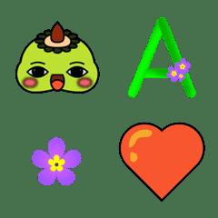 うながっぱ Gampay Emoji ver.1.0.0
