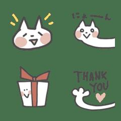 ネコネの絵文字1