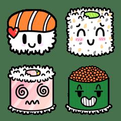 sushi star emoji