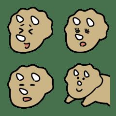 のしのしトリケラトプス絵文字