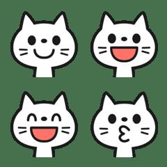 使いやすい☆キュートなネコ絵文字