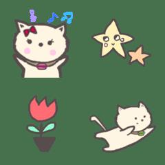 マカロン鈴の猫兄妹