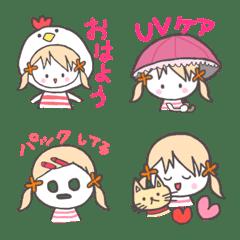 犀ちゃんの日常☆女子力UP編