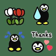 子ペンギンの絵文字