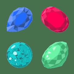 [ 宝石 ] みんなの絵文字 基本セット