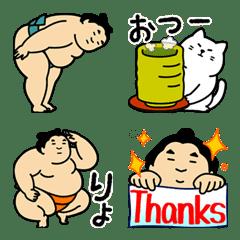 おすもうちゃん【毎日】絵文字