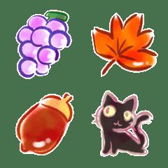 秋色♥️水彩