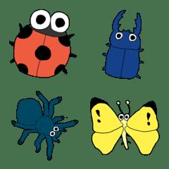 ゆるゆる!虫とかの生き物