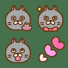 ★灰色の猫の気分