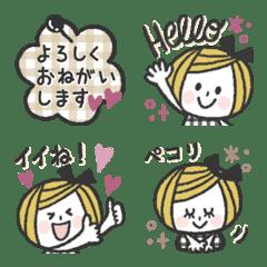 *..文字with大人ガーリー♡ボブGIRL..*