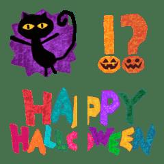 ◆ハロウィンだらけ‼️◆絵文字