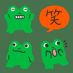 ゆるかわ♥️蛙&吹き出し