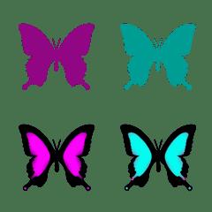 Line絵文字 蝶 の完全一覧 全118種類
