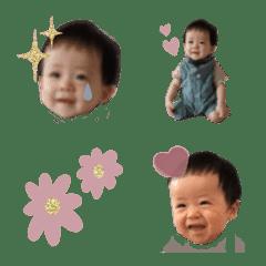 Kira Kira Mitsuki Emoji