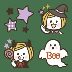 *..秋andハロウィンdeボブGIRL..*