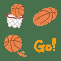 シンプル★バスケットボール
