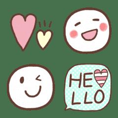 良く使う厳選❤️表情豊かなしろまるる❤️