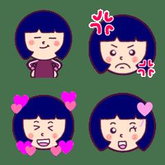 毎日使える女の子の表情【文字無し】