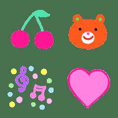 ♡かわいいカラフル♡1