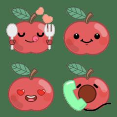 Fruit Emoji - Apple