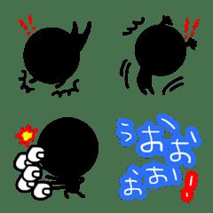 シンプルで可愛い棒人間♡絵文字【+文字】