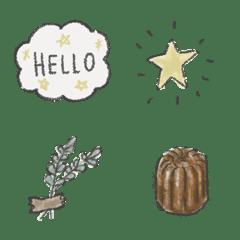 Cute Pencil Emoji :)
