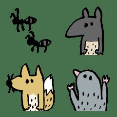 シュールな動物たち②