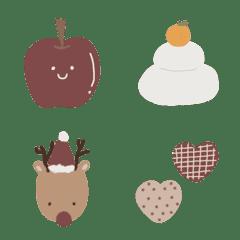 ゆるいものたち 秋冬コレクション