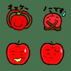 普通の女の子リンゴちゃんの日常