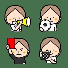 サッカーママ