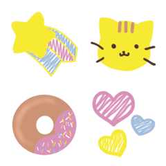 Fuyuhana cute絵文字