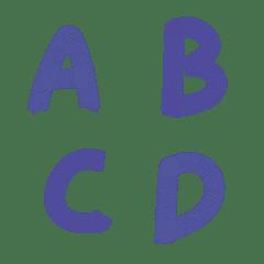 英語の単語ABC72