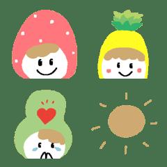 フルーツちゃん