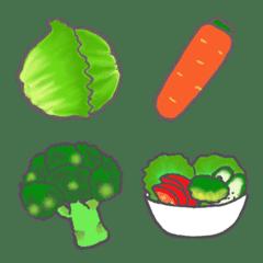 お野菜de絵文字