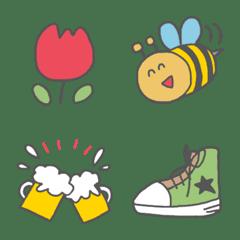 nnnk simple emoji 5