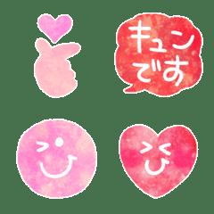 ♥にこちゃん&ハート♥