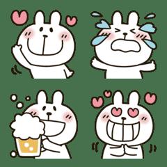 うさぴ★絵文字2【再販】