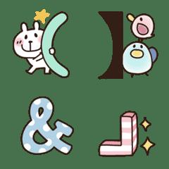 かわいい記号★カギカッコ【再販】